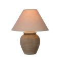 Lucide 47507/81/43 - Stolní lampa RAMZI 1xE27/40W/230V 42cm