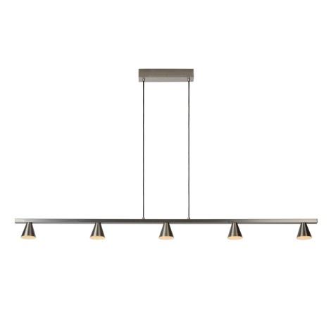 Lucide 79482/30/12 - LED Stmívatelný lustr na lanku DELANO 5xLED/5W/230V