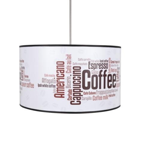 Lustr COFFEE 1xE27/60W/230V