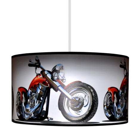 Lustr MOTORS 1xE27/60W/230V