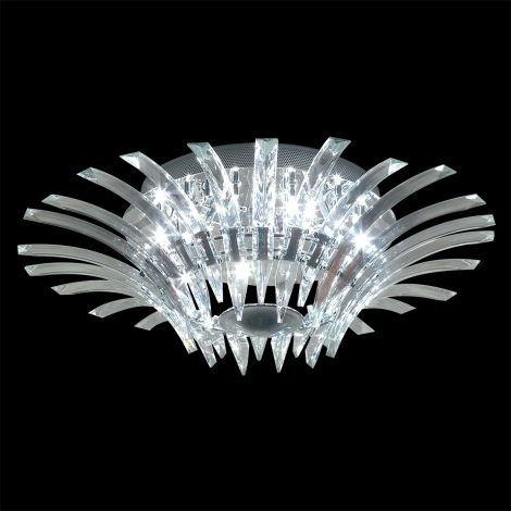 LUXERA 14055 - Stropní svítidlo NIAGARA 12xG4/20W