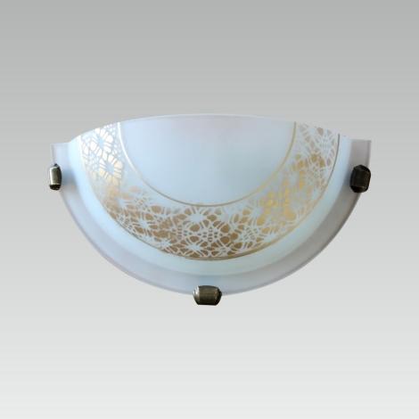 LUXERA 1462 F - Nástěnné svítidlo MAUR 1xE27/60W