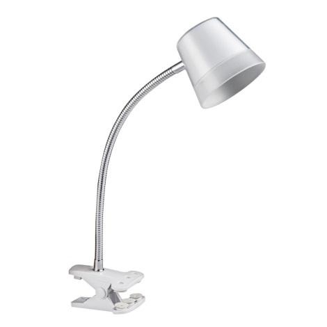 Luxera 26050 - LED lampa s klipem VIGO LED SMD/4W/230V