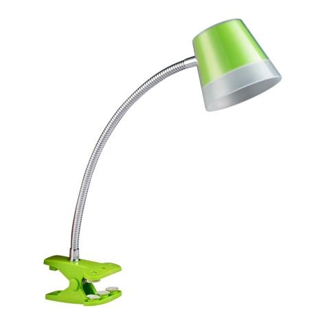 Luxera 26052 - LED lampa s klipem VIGO LED SMD/4W/230V