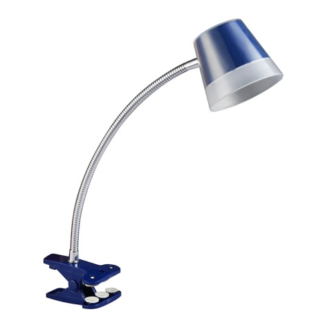 Luxera 26053 - LED lampa s klipem VIGO LED SMD/4W/230V