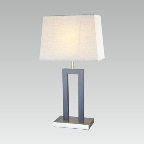 LUXERA 27008 - Stolní lampa SIGLO 1xE27/60W