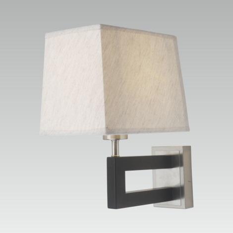 LUXERA 27009 - Nástěnné svítidlo SIGLO 1xE27/60W