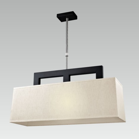 LUXERA 27010 - Závěsné svítidlo SIGLO 3xE27/60W