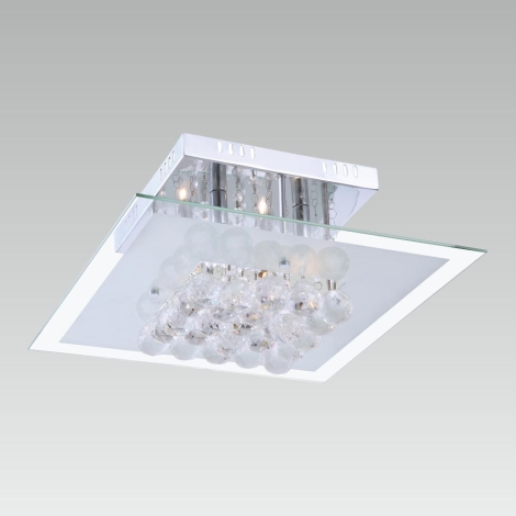 LUXERA 31020 - Stropní svítidlo SEVILLA 6xG9/40W
