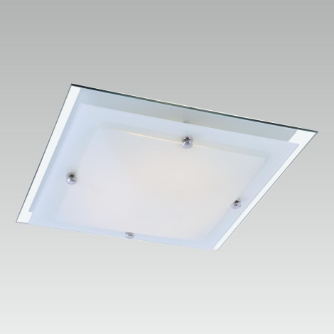 LUXERA 31027 - Stropní svítidlo PUEBLO 3xE27/60W