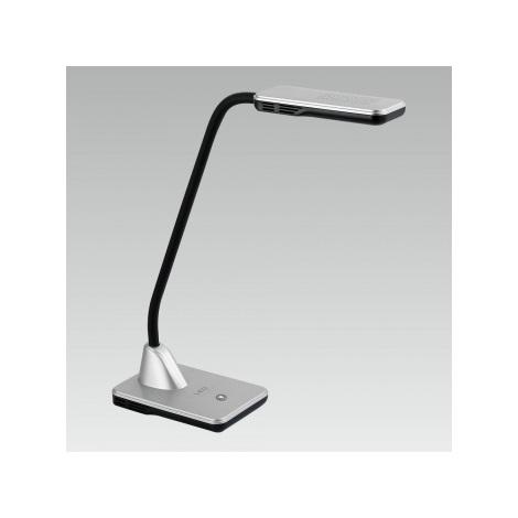 LUXERA 31200 - LED Stmívatelná stolní lampa HERO 12xLED/5W
