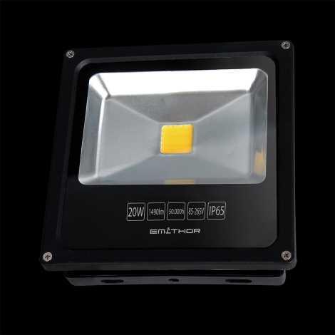 LUXERA 32110 - LED Reflektor METALED 20W LED 3000K