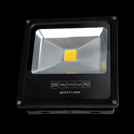 LUXERA 32111 - LED Reflektor METALED 20W LED 6000K