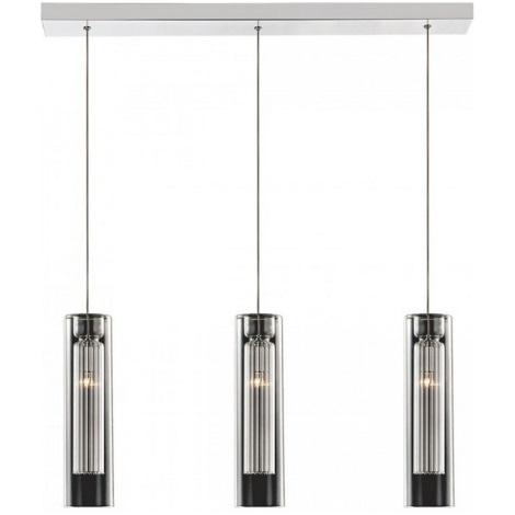 Luxera 33505 - Závěsné stropní svítidlo MARABIS 3XG4/20W/230V
