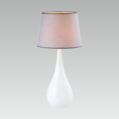 Luxera 33507 - Stolní lampa BLUR E27/60W/230V