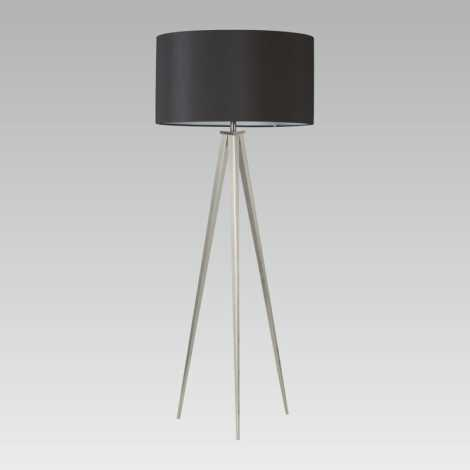 Luxera 33512 - Stojací lampa TRIDENT E27/60W/230V
