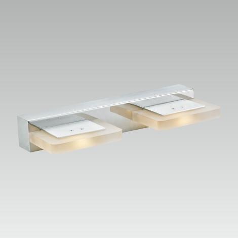 LUXERA 34027 - LED Nástěnné svítidlo ZODIAK 2xLED/5W