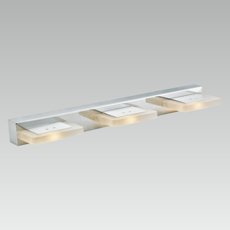 LUXERA 34028 - LED Nástěnné svítidlo ZODIAK 3xLED/5W