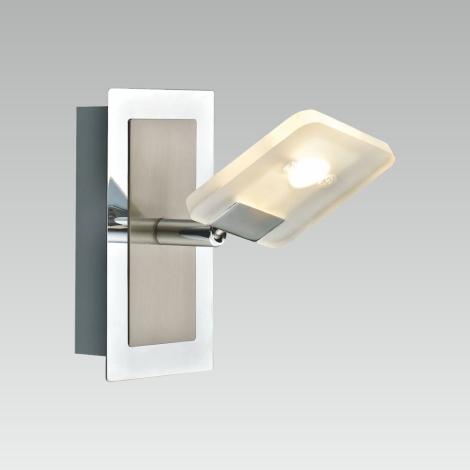 LUXERA 34029 - LED Bodové svítidlo KYTON 1xLED/5W
