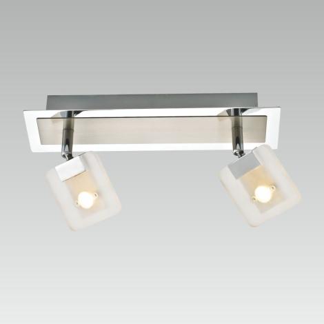 LUXERA 34030 - LED Bodové svítidlo KYTON 2xLED/5W