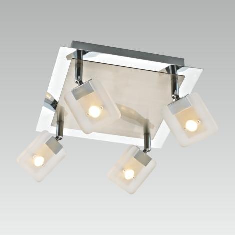 LUXERA 34031 - LED Bodové svítidlo KYTON 4xLED/5W