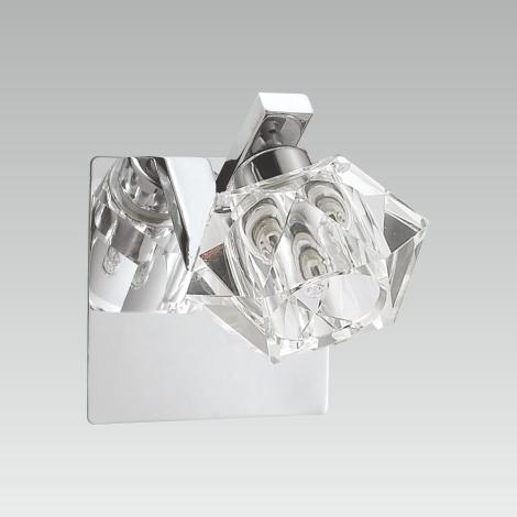 LUXERA 34038 - LED Nástěnné svítidlo ZENITH 1xLED/5W