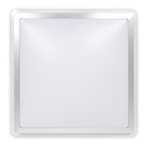 Luxera 38202 - LED stropní svítidlo FLUO 72xLED SMD/36W/230V