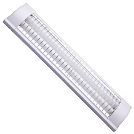 Luxera 38212 - Zářivkové svítidlo XELO 2xG13/36W/230V
