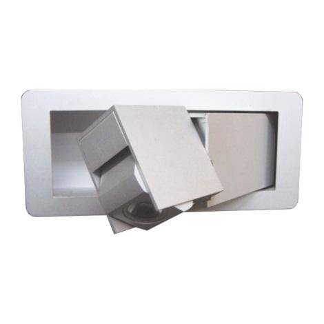 LUXERA 41111 - LED Nástěnné svítidlo DREAM CREE LED/3W