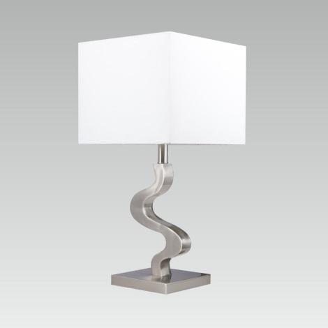 LUXERA 41115 - Stolní lampa ELLASTICA 1xE27/60W