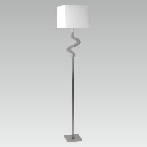 LUXERA 41116 - Stojací lampa ELLASTICA 1xE27/60W