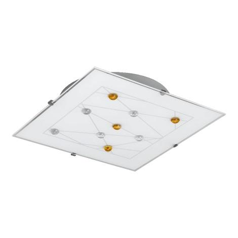 LUXERA 45113 - Nástěnné stropní svítidlo GPS 2xE14/40W