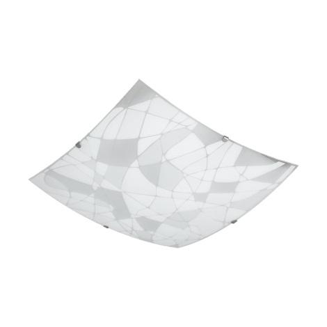 LUXERA 45115 - Nástěnné stropní svítidlo FERRATA 2xE27/60W