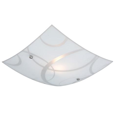 Luxera 45123 - Stropní svítidlo ROMERO 1xE27/60W/230V