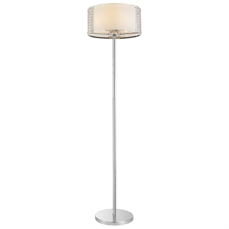 Luxera 46114 - Stojací lampa CIFRA 4xG9/33W/230V