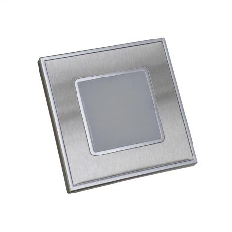 Luxera 48303 - LED Nástěnné schodišťové svítidlo 1xLED/1W/230V