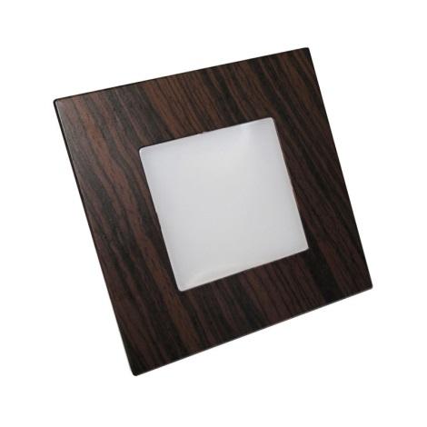Luxera 48306 - LED orientační svítidlo STEP LIGHT 16xLED/1W/230V