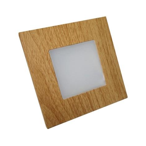 Luxera 48307 - LED orientační svítidlo STEP LIGHT 16xLED/1W/230V