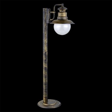 Luxera 48403 - Venkovní lampa LIMASSOL 1xE27/60W/230V