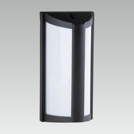 LUXERA 61024 - Venkovní nástěnné svítidlo LARNACA 1xE27/60W