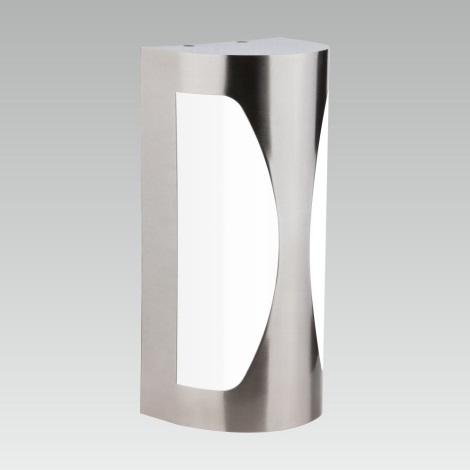 LUXERA 61025 - Venkovní nástěnné svítidlo TRAPANI 1xE27/60W