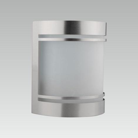 LUXERA 61030 - Venkovní nástěnné svítidlo AZZURO 1xE27/60W