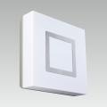 LUXERA 61033 - Venkovní nástěnné svítidlo DEVRON 2XE27/11W/230V IP44