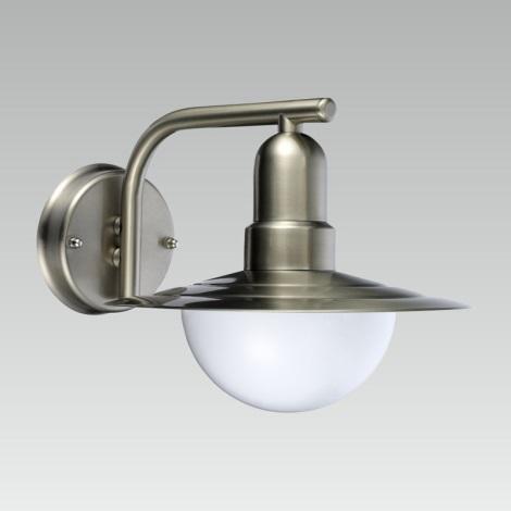 LUXERA 61034 - Nástěnné svítidlo PERTH E27/60W/230V
