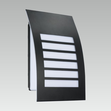 Luxera 61036 - Venkovní nástěnné svítidlo PRISMA 2xE27/11W/230V