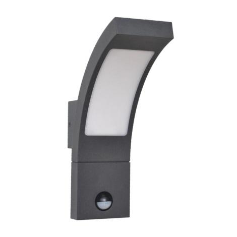 Luxera 63014 - Venkovní LED nástěnné svítidlo MANHATAN 60xLED/6W/230V