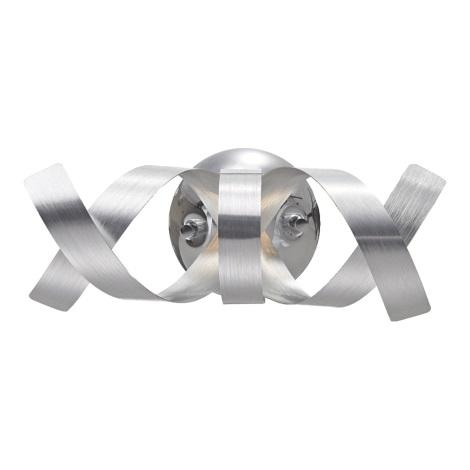 Luxera 64345 - Nástěnné svítidlo RIBBON 1xG9/33W/230V