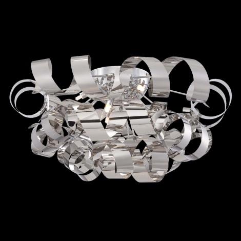 Luxera 64353 - Stropní svítidlo RIBBON 6xG9/33W/230V