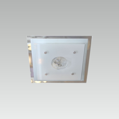 LUXERA 65113 - Stropní svítidlo IKAROS DIAMOND 1xE27/60W
