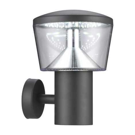 Luxera 66004 - LED venkovní nástěnné svítidlo DUBLIN LED/11W/230V